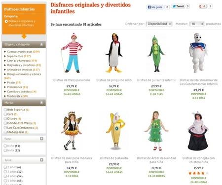 Los disfraces para carnaval y para el resto del año están en Funidelia