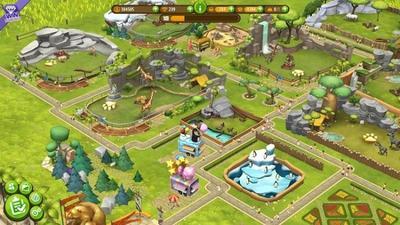 Zoo Tycoon Friends dejará de funcionar para el 28 de abril de este año