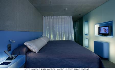 hotel puerta América - Gluckman - habitación-2