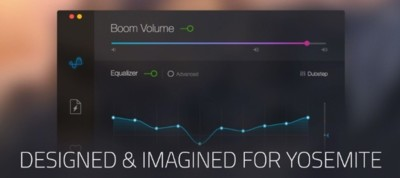 Boom 2, nueva versión de la aplicación que promete mejorar el sonido de tu Mac