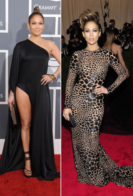Jennifer Lopez peor vestidas 2013