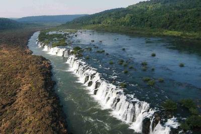Saltos del Moconá: las cataratas a descubrir en Argentina
