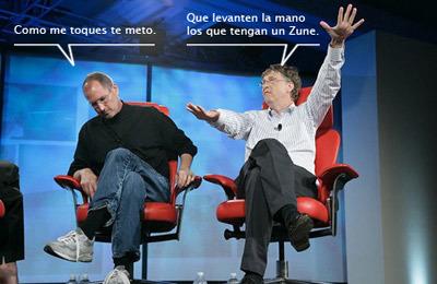 La entrevista a Steve Jobs y Bill Gates disponible en iTunes
