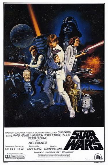 'La guerra de las galaxias', ...y el cine cambió