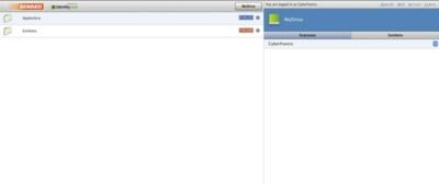 Sendeo, otro disco duro virtual para almacenar y compartir archivos