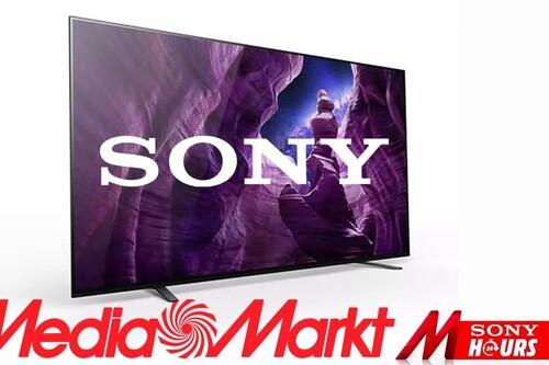 Comprar un televisor Sony sale hoy más barato en las Sony Hours de MediaMarkt