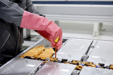 Baterias Coches Electricos Volkswagen