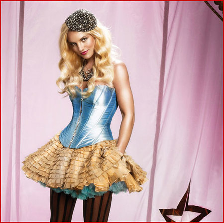 Nueva imagen del disco de Britney Spears
