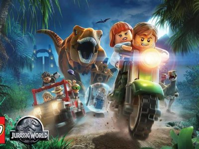 Disponible Lego Jurassic World en la Play Store