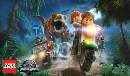 Disponible Lego Jurassic World en la Play Store