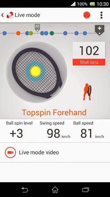 Foto de Sony Smart Tennis Sensor (9/15)