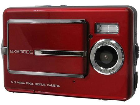 Rompiendo el mercado: compacta Exemode DC539 por 62 euros