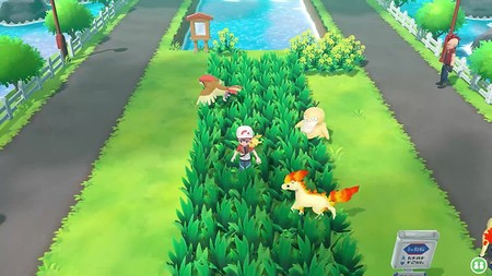 Pokemon Let S Go Pikachu Eevee 07