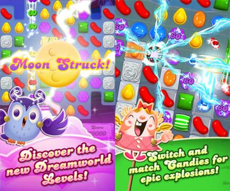 Candy Village 1