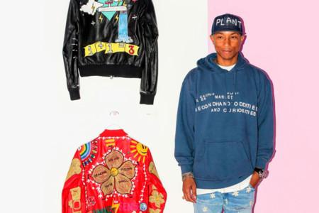 Pharrell Williams Adidas Originals Pink Beach