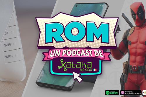 ROM #85: Motorola va por la gama alta y el paquete de internet de 100 pesos por el coronavirus en México