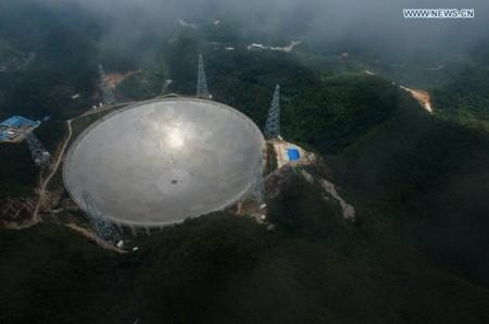 Esto es lo que podremos ver del universo a través del nuevo telescopio FAST