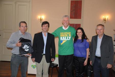 Brasil vuelve a la carga para entrar en el Mundial de Rallyes