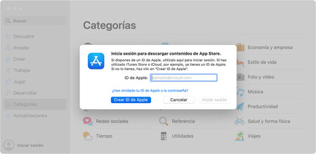 Macos Big Sur App Store Create Apple Id