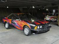 BMW 635i CSi 1982