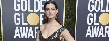 Globos de Oro 2019: los peores vestidos de la alfombra roja