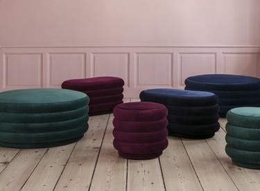 El diseño nórdico más sofisticado protagoniza la colección de ferm Living para este otoño
