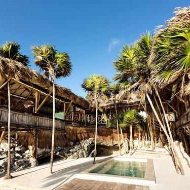 Un alojamiento ecológico, eco friendly y (muy) paradisíaco en el caribe es posible con Airbnb