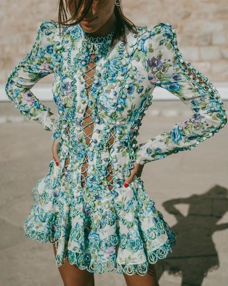 Los mini vestidos más mini que veremos esta temporada (y que desearíamos tener ya mismo en nuestro armario)