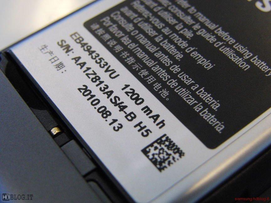 Foto de Samsung Wave 723 (13/21)