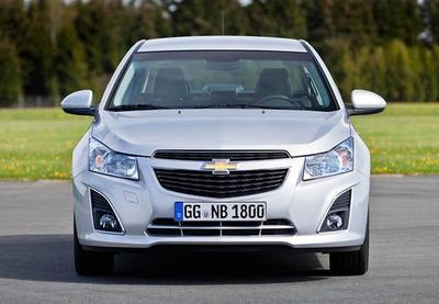 Chevrolet pone un alto a las ventas del Cruze en Estados Unidos