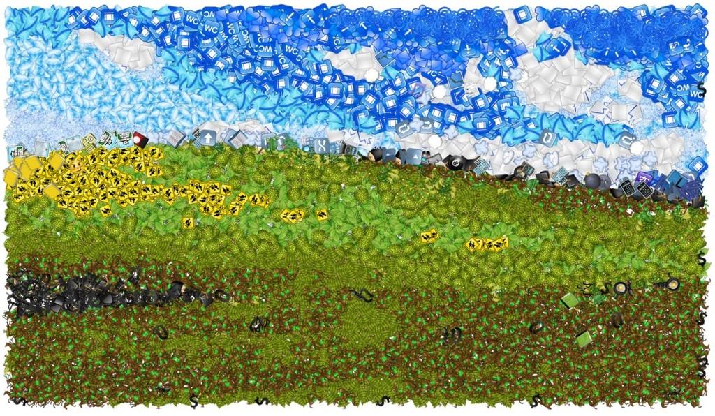 Convierte cualquier imagen en un mosaico hecho de emojis con esta simple web