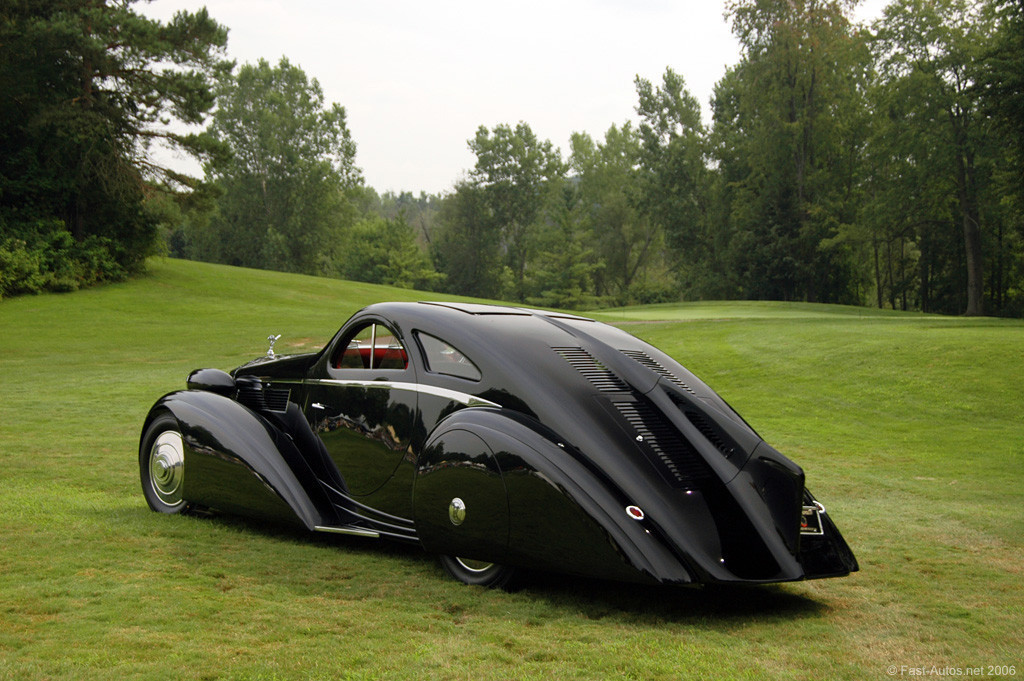 Foto de Rolls-Royce Phantom I Aerodynamic Coupe (1/14)