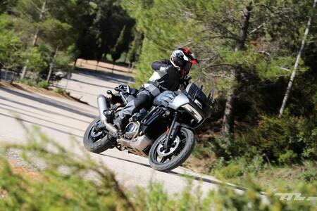 Harley Davidson Pan America 1250 2021 Prueba 011