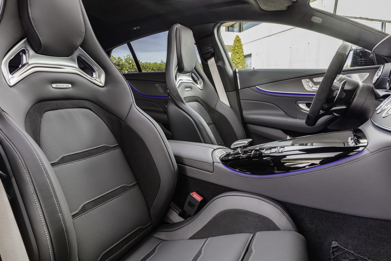 Foto de Mercedes-AMG GT (4 puertas) (18/40)