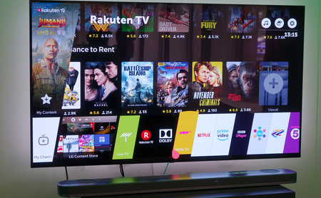 Llega el vídeo bajo demanda con imagen Dolby Vision HDR y sonido Atmos: os anticipamos qué experiencia nos ofrece