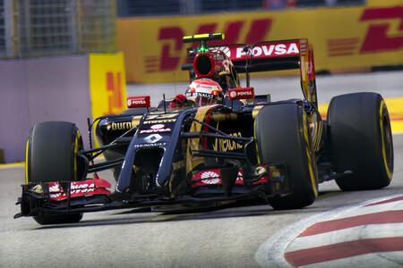 Lotus F1 2014
