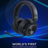 Puro estrena auriculares gaming, son los PuroGamer y llegan con limitación de nivel sonoro para cuidar tu salud auditiva
