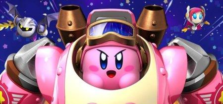 Kirby: Planet Robobot prepara su llegada a Nintendo 3DS con dos nuevos tráilers
