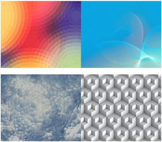 Android 4.2 Wallpapers