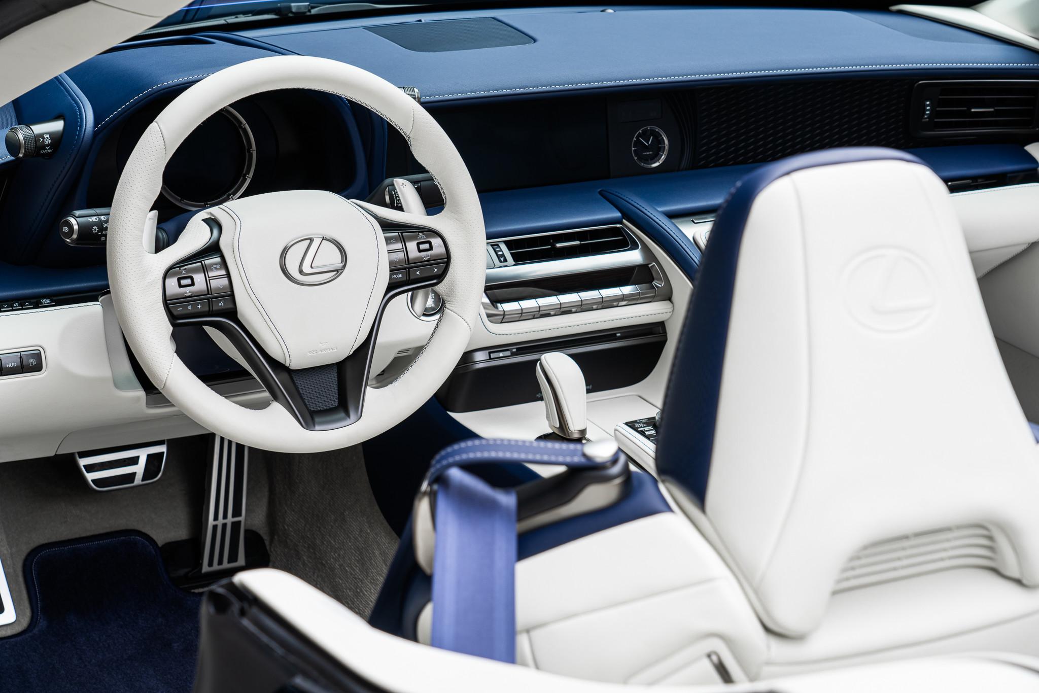 Foto de Lexus LC Cabrio Regatta Edition (4/32)