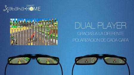 3D Dual Player