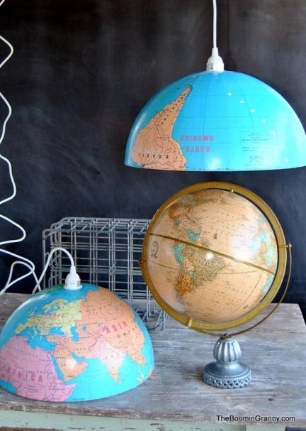 Hazlo tú mismo: nuevo uso para las bolas del mundo