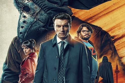 'Orígenes secretos': la película española de Netflix es una irregular mezcla de 'El protegido', 'Seven' y 'Fanhunter'