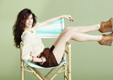 Blanco, Primavera-Verano 2011 shorts