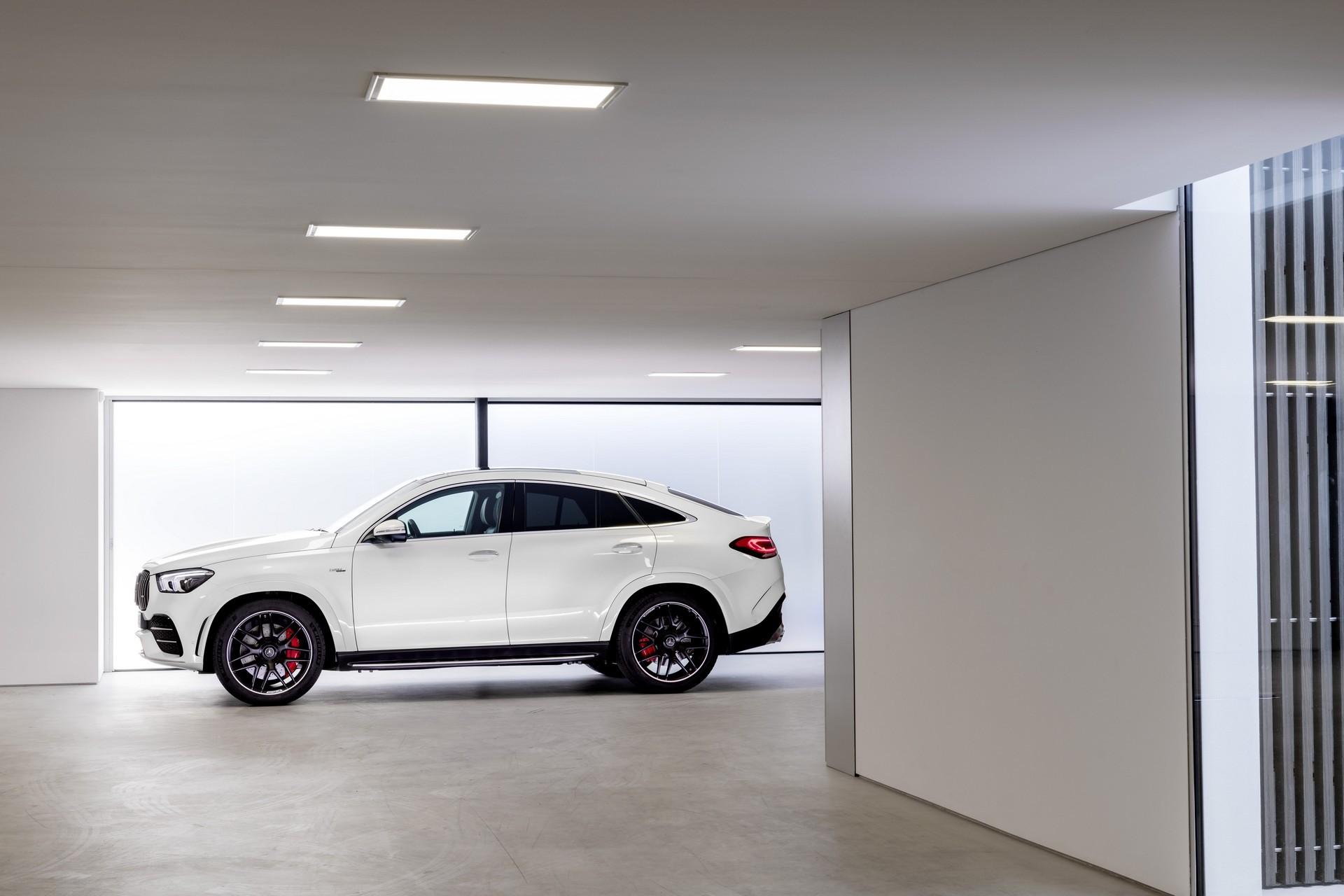 Foto de Mercedes-Benz GLE Coupé 2020 (31/52)