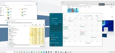 Cuatro años y ocho versiones después, la interfaz unificada de Windows 10 sigue siendo un ideal inalcanzable
