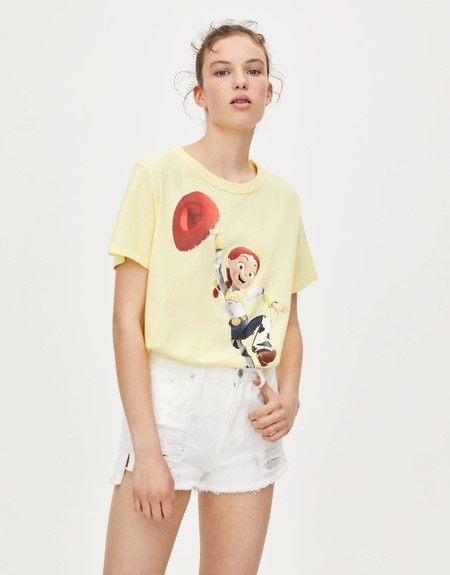 Camiseta Disney Pull Bear 08