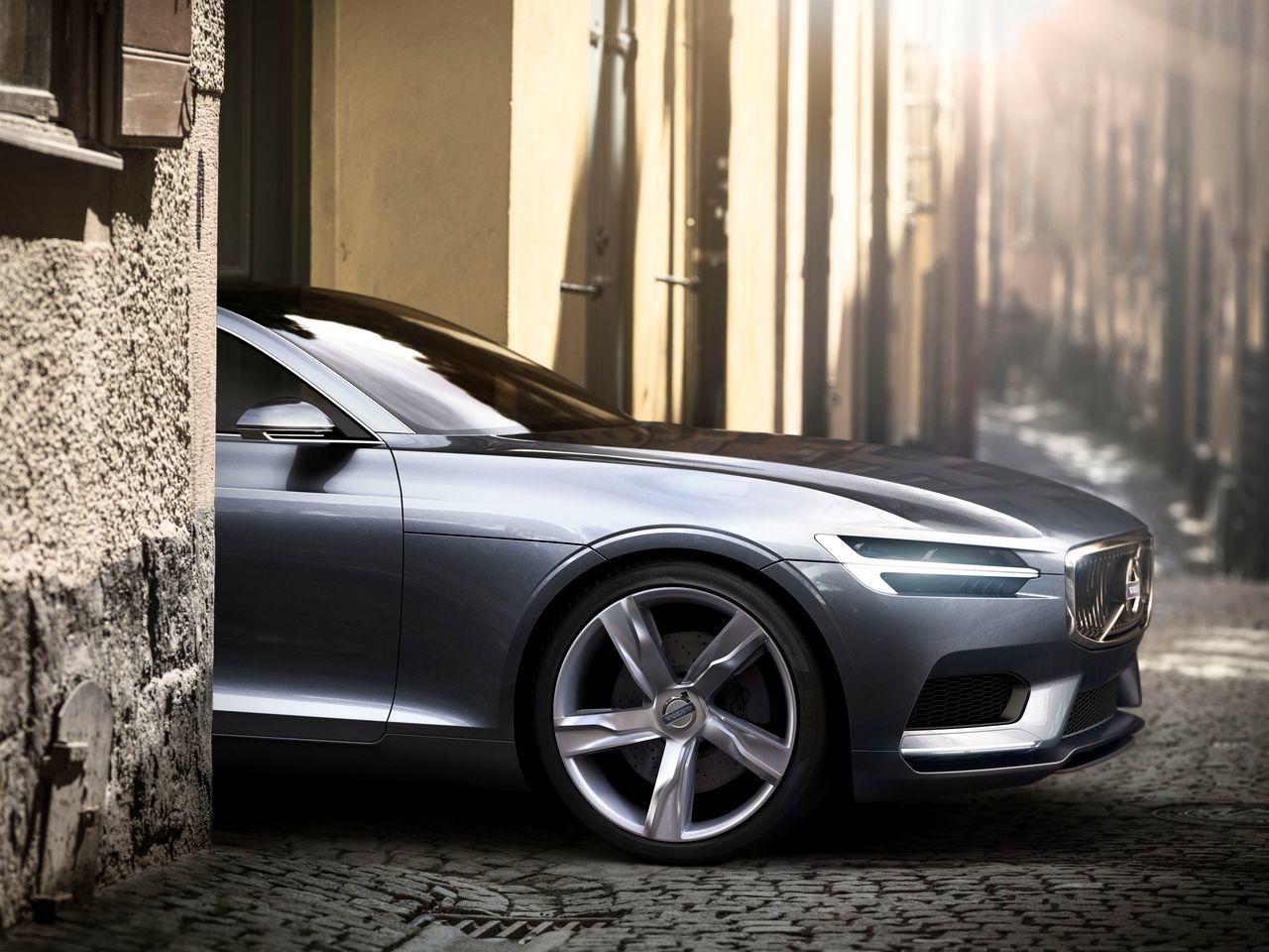 Foto de Volvo Concept Coupé (5/59)