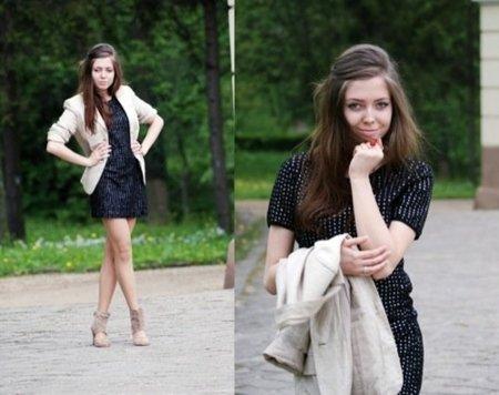 Los mejores looks de calle Primavera-Verano 2010 para ir al trabajo con clase y no pasar calor V