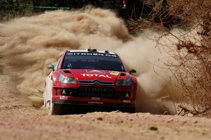 Sébastien Loeb toma el mando en México